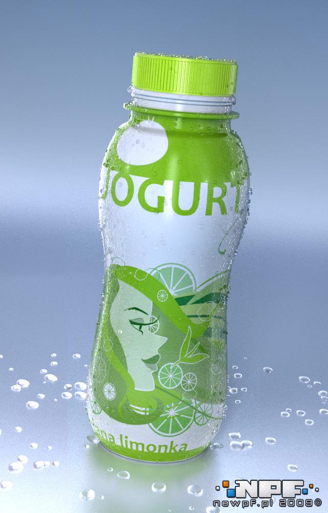 Przykład 7 etykiety jogurtu