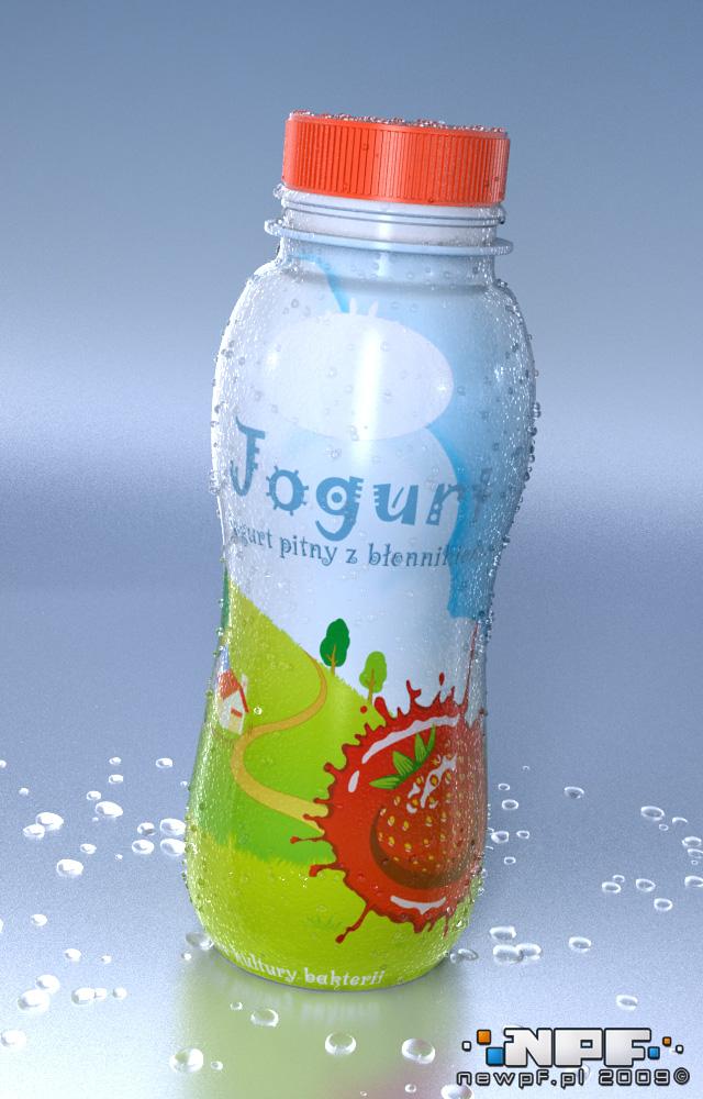 Przykład 11 etykiety jogurtu