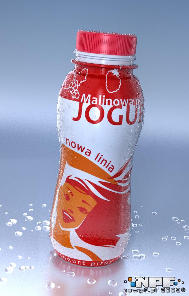 Przykład 13 etykiety jogurtu