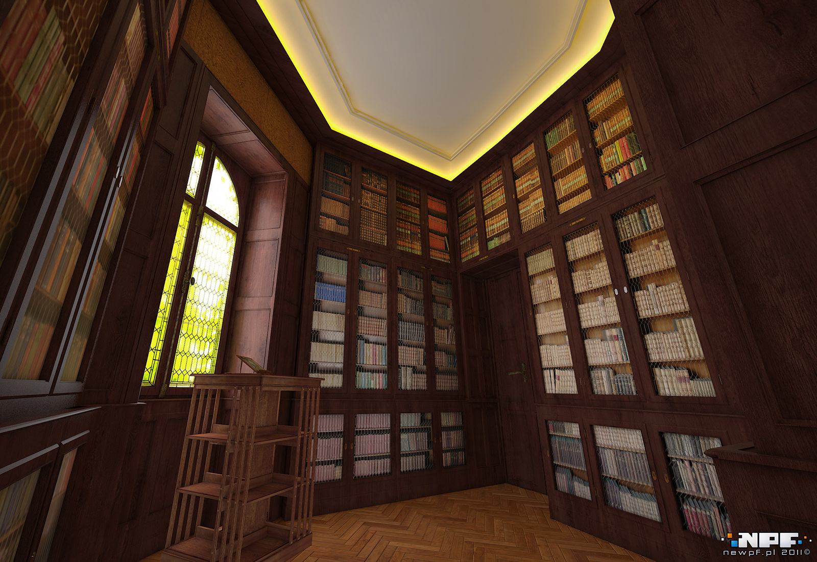 Biblioteka w Łańcucie 6