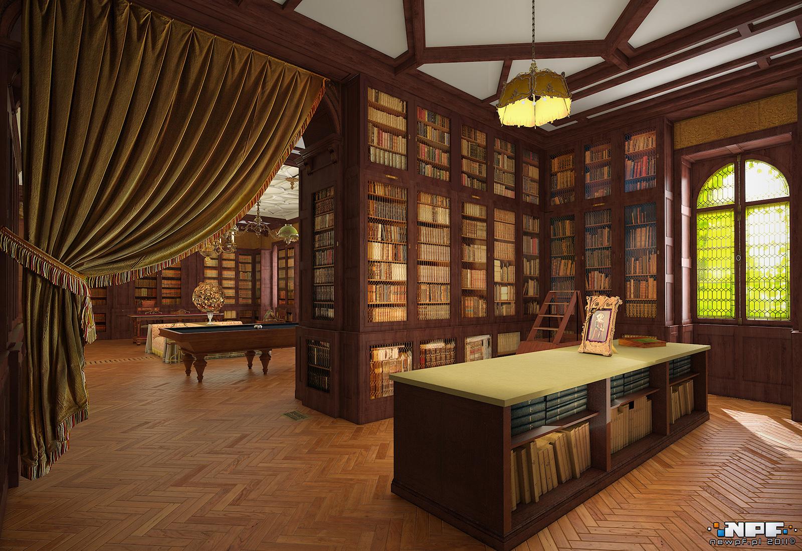 Biblioteka w Łańcucie 7