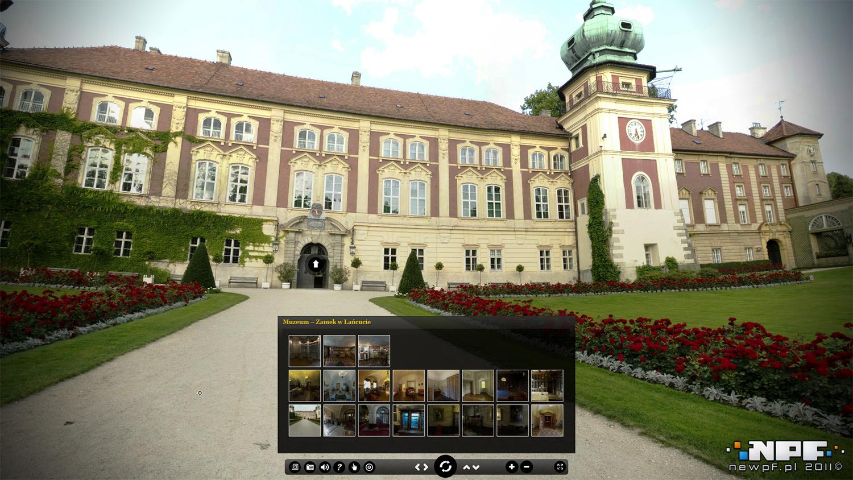 Zamek w Łańcucie 1