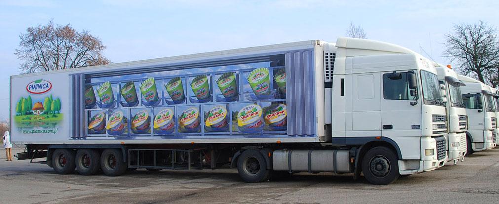 Ciężarówki Piątnica